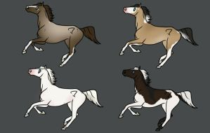 CFS Dispersal Adopts (Closed) by Jeanus412