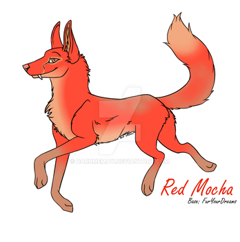 Simple Fox adopt by Darumemay