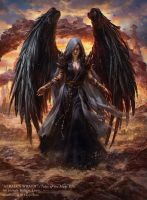 Azrael's Wrath by anotherwanderer