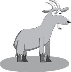 Day 30 - Goat by Arkholt