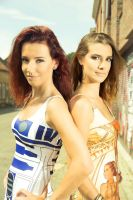 The Princess and the Droid by Applenaut
