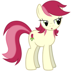 Roseluck - Funny Face by bobsicle0