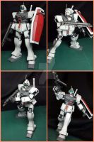 RGM-79D GM Cold Climate Type (Gundam 0080) by BazSg
