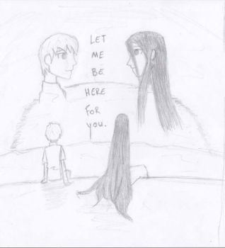let me be here for you... by JellyDiAngelo