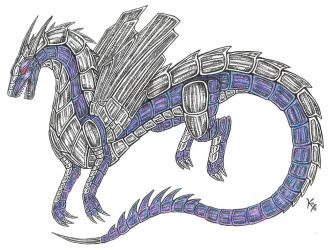 MetalOne Colored by MetalDragoness