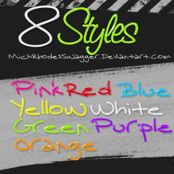 Styles O4 by MichRhodesSwagger