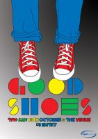 Good Shoes Poster by squiffythewombat