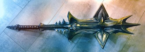 Mace of Molag Bal Replica - Final by Folkenstal