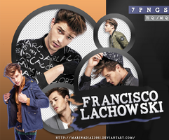 Pack PNG - Francisco Lachowski #16 by MarinaDiaz2002