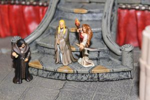 Heroclix conversion repaint rebase 5 by MrVergee