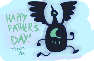 Father's Day 2018 by STS-PiaEsaya
