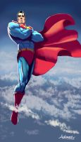 Superman by androsm