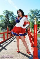 Sailor Mars by Neferet-Cosplay