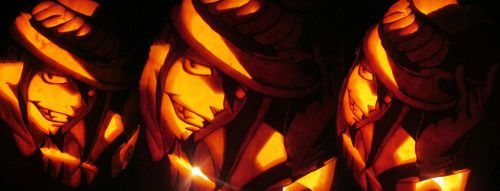 Mephisto Pheles Pumpkin by Rider4Z