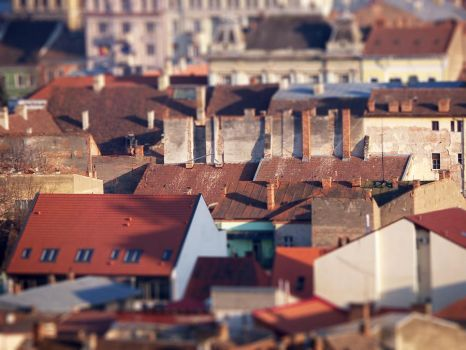 Roofs by Stefany07