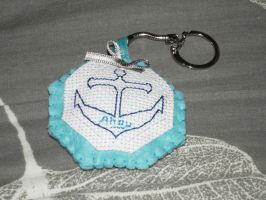 Anchor by VickitoriaEmbroidery