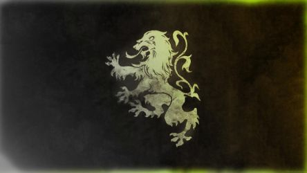Winter and Wildfire -House Lannister Wallpaper 3/3 by Artman2013