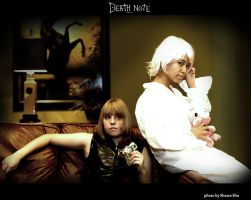 Deathnote - Even Bigger Rivals by shiawase-chan