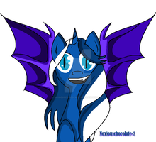Mlp Oc Belladonna-bellabat by Noxiouschocolate-3