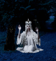 Hekate Three by HeathenGlamour