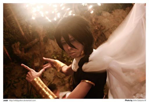 Magi The Labyrinth of Magic: Judal 2 by wildquaker