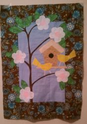 Helene's Quilt (March) by technoplasma