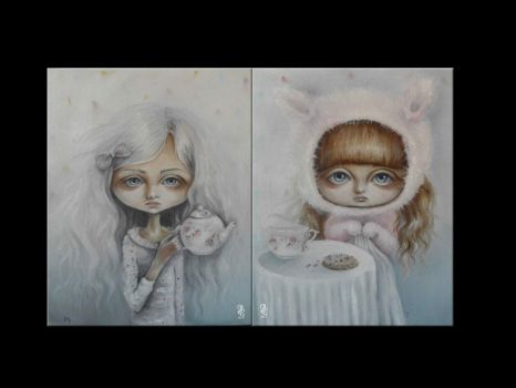 1...2... diptych by paulee1