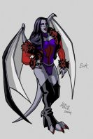 Gargoyles Crossdressing III by avator