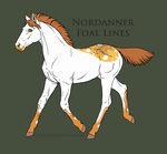 A4735 Nordanner Foal by Esa82