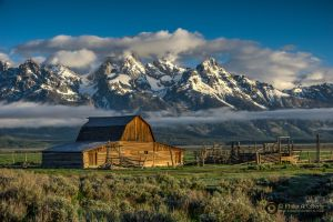 Teton Sunrise 2170 by pesterle