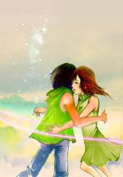 With you once again by Einauz