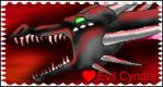 Evil Cynder Stamp by Seeraphine