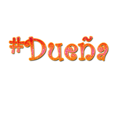 Firma PNG para: Duena 2 by shamy111