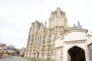 Wells Cathederal by stroud458