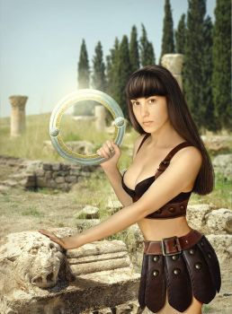 Xena: Warrior Princess by Dazy-Girl