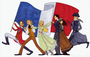 Les Mis in Six Finnish Version by Starlene