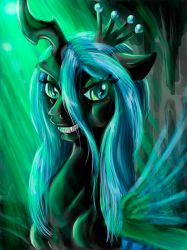 Queen of the Changelings by DrizztHunter