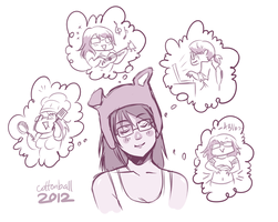 2012 by cottonball