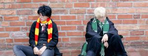 Draco Malfoy - Silence by Des-Henkers-Braut