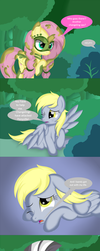Fool Me Once!? (MLP Comic) by Law44444