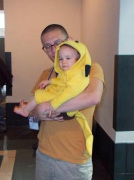 The Littlest Pikachu by DailyCosplay