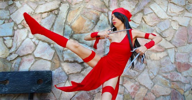 Elektra by GisaGrind