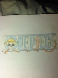 One Piece logo by WorldLeader