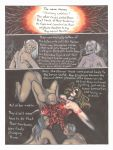 Fallen, Inc. #3 Infamous Gut-Eating Page by HLMartin