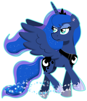 Empress of The Night by SpokenMind93