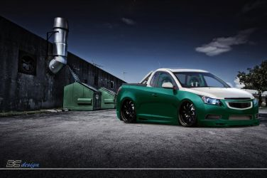 Chevrolet Cruze Tuning by DCdeco