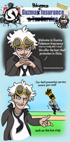 Guzma Pokemon Insurance