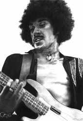 Phil Lynott by barE-w