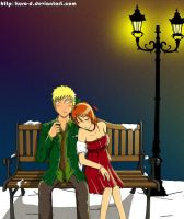 Contest: At Night Christmas by Kuro-D