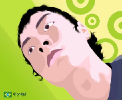 Training vectors with my pic by kinow